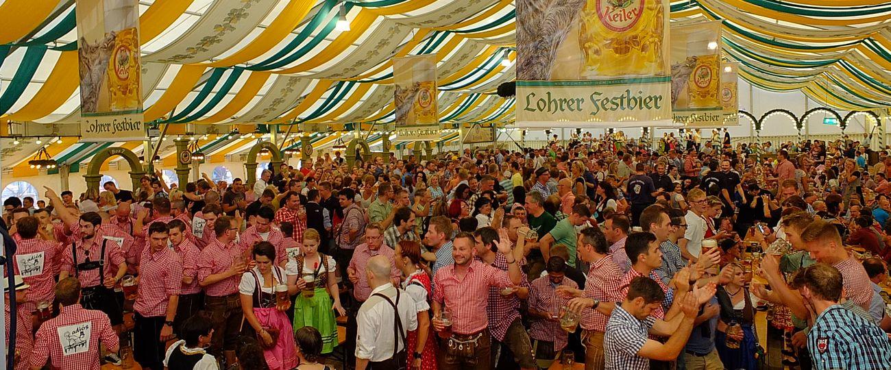 Lohrer spessartfestwoche for Heimbach lohr am main